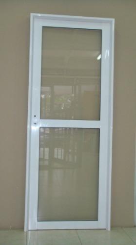 Puertas de oficina en aluminio y vidrio bs 0 50 en - Puerta de aluminio y vidrio ...