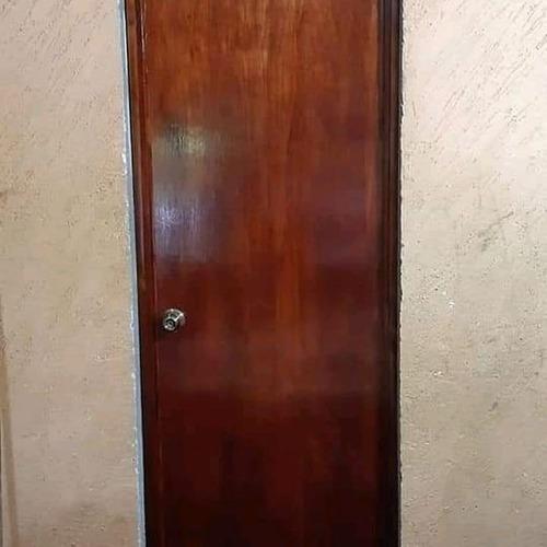 puertas de tambor todo el kit marco sencillo, chapa, bisagra