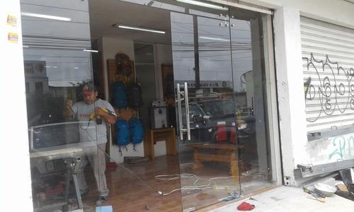 puertas de vidrio templado   ( vidrial )