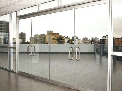 puertas de vidrio templex venta reparacion instalacion mante