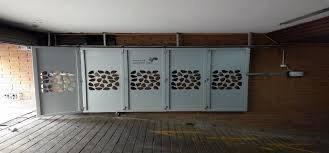puertas electromecanicas
