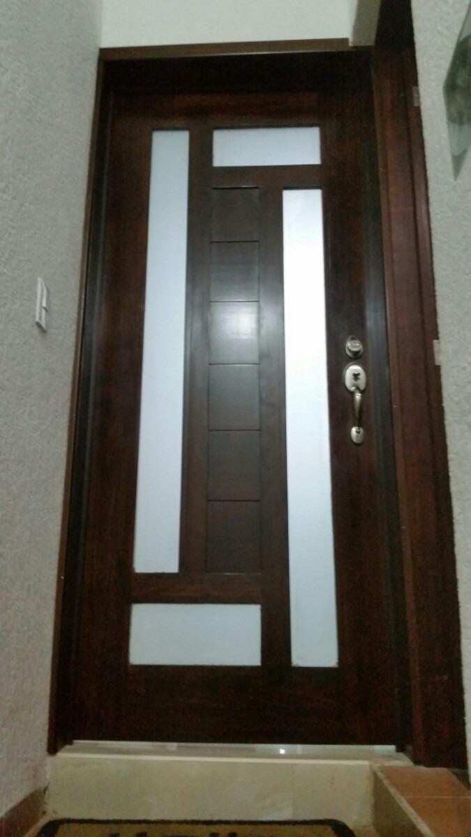 Puertas en madera 3 en mercado libre for Fabrica de aberturas de madera