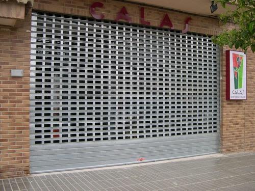 puertas enrollables industriales tipo lanfor