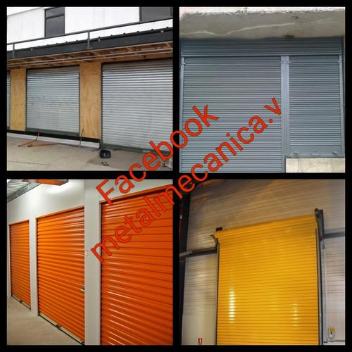 puertas enrollables mantenimiento y automatizacion