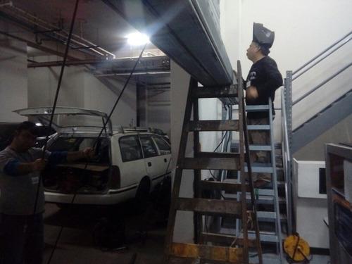 puertas enrrollables vargas fabricacion y reparaciones