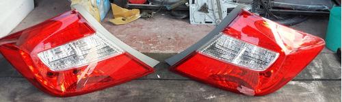 puertas faros calaveras parrilla fascia original civic 12-14