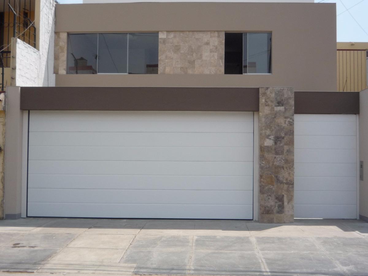 Puertas Importadas Para Garaje - Calidad Y Garantia - S/ 1,00 en ...