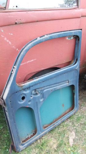 puertas izquierda o derecha de fusca 62 al 69 $1500 envios