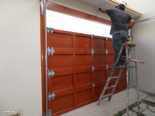 Puertas levadizas moving door u s 400 00 en mercado libre for Precio de puertas levadizas en lima peru