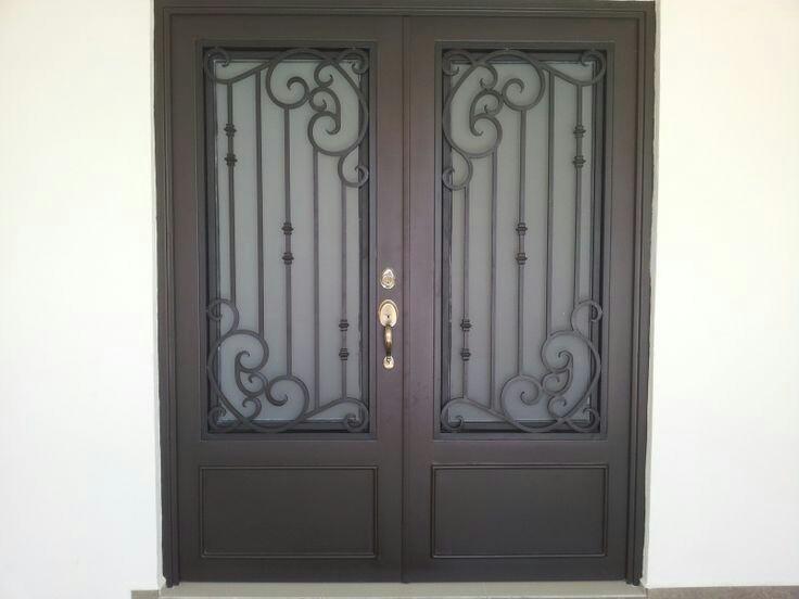 Puertas metalicas u s 300 00 en mercado libre - Puertas exterior metalicas ...