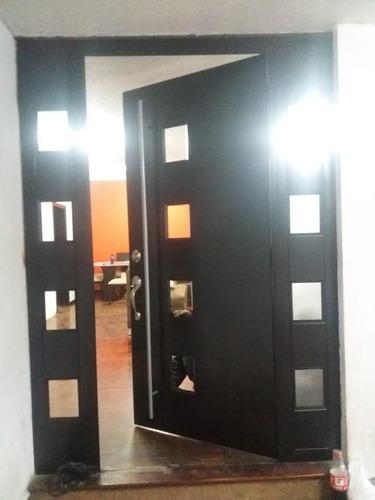 puertas metálicas de entrada principal $230