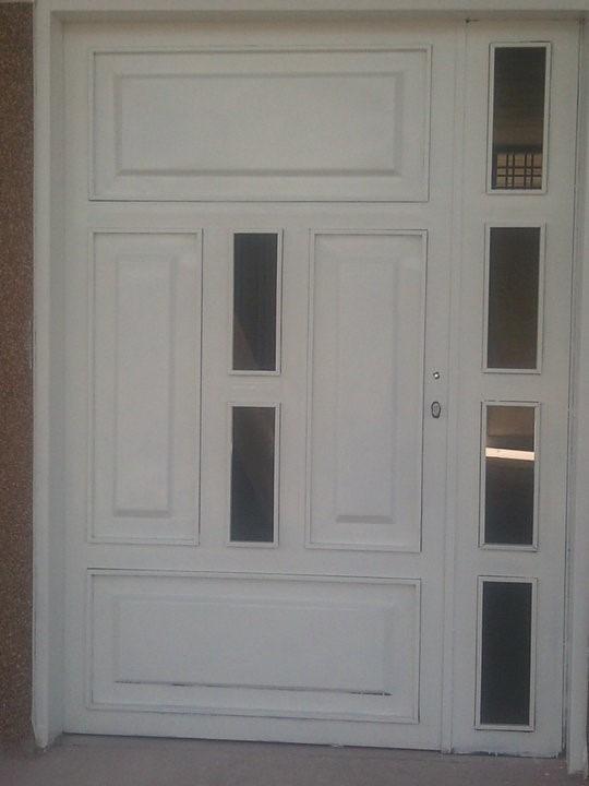 Puertas metalicas principales bs 170 00 en mercado libre for Puertas metalicas entrada principal