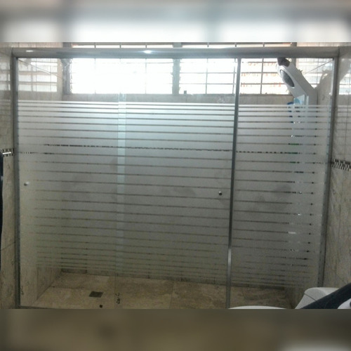 puertas para baño de vidrio templado