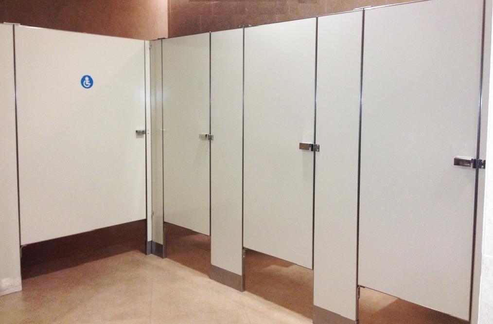 Puertas para ba os p blicos paredes de sanitarios - Ofertas en sanitarios para banos ...