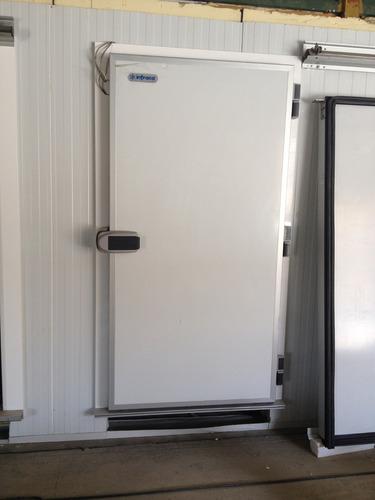 puertas para cavas congelacion / conservacion