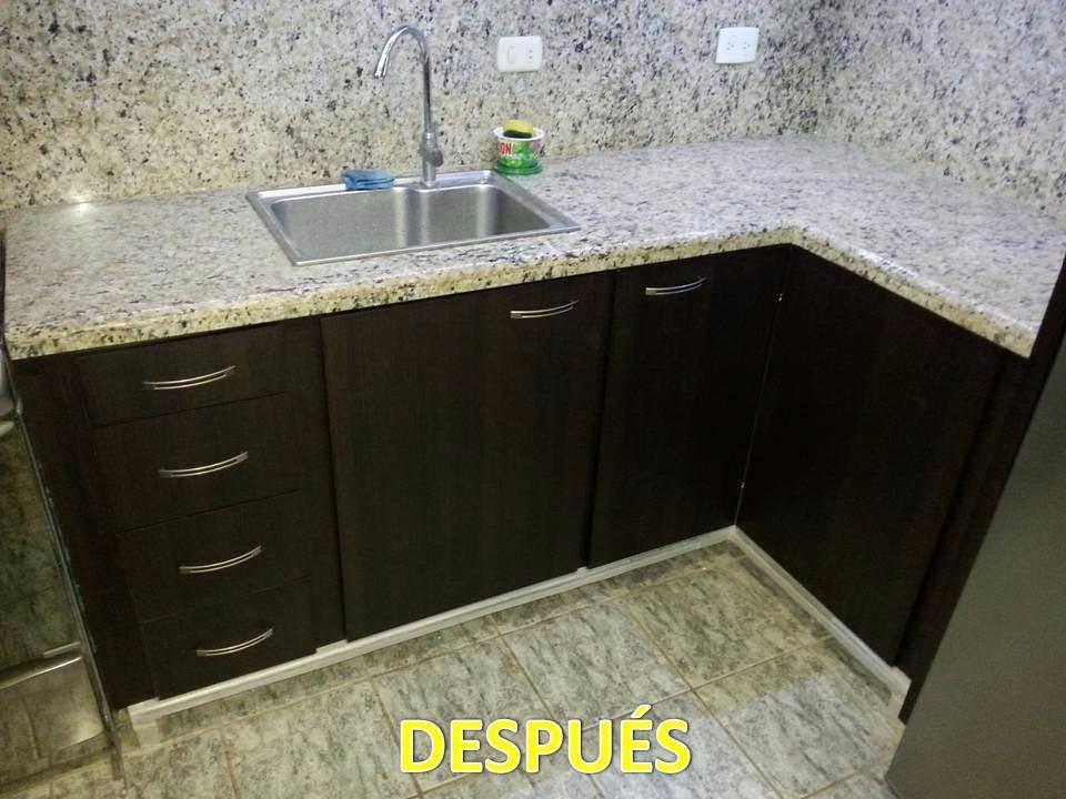 Puertas para cocinas de mamposteria reparacion de for Cocinas de mamposteria