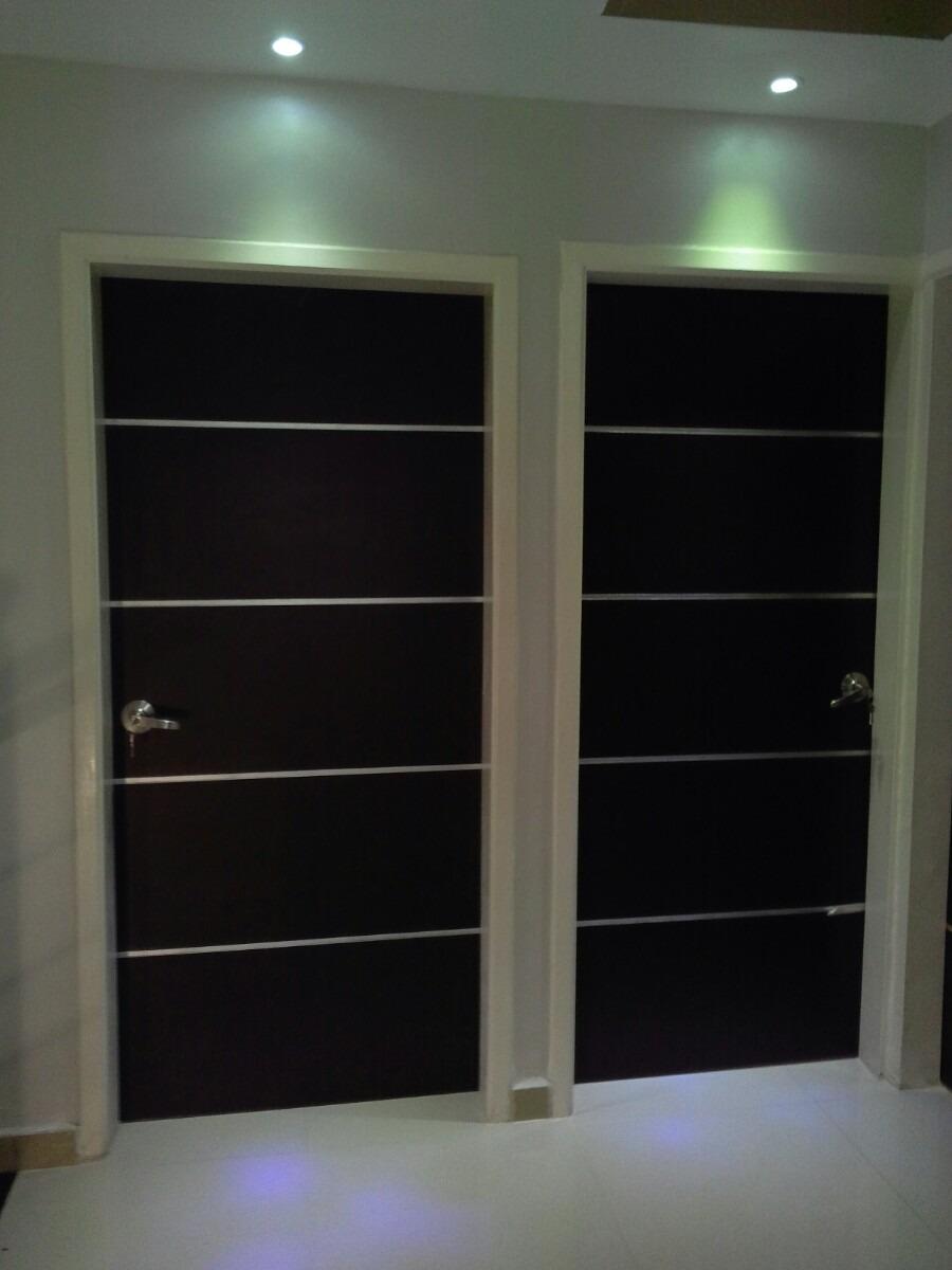 puertas para cuartos y ba os excelentes acabados bs 75
