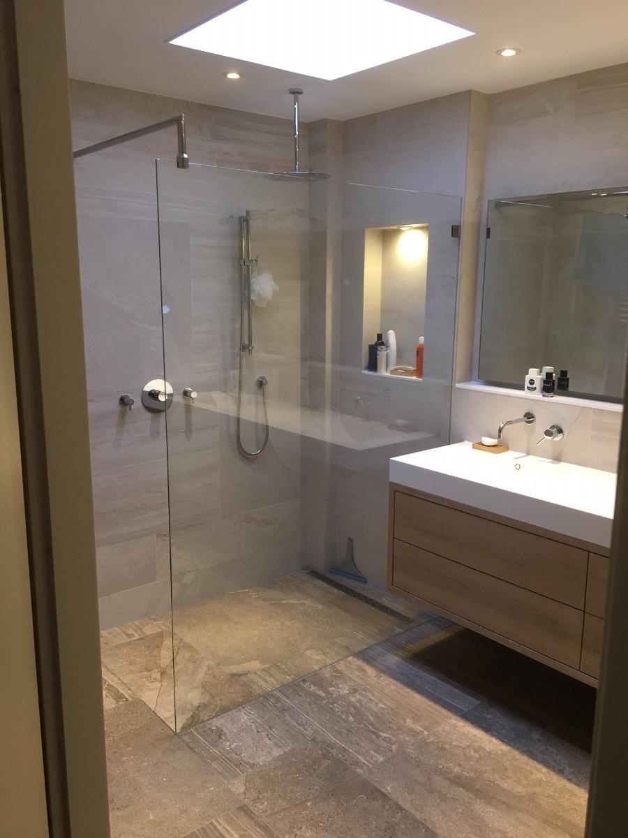puertas para ducha de cristal ba o elegante vidrio