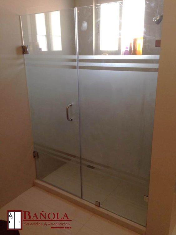 Puertas para duchas corredizas y batientes bajos precios for Puerta corrediza para ducha