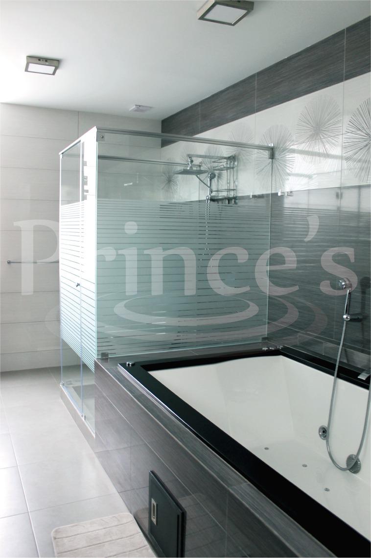Puertas para duchas cristal templado acrilico a medida for Duchas a medida