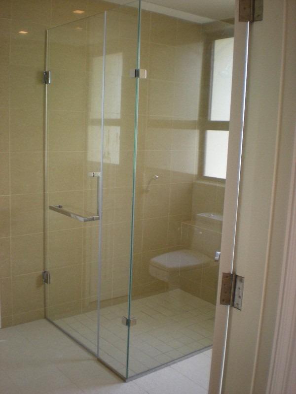 Puertas para duchas vidrio templado el mejor precio bs - Puertas correderas de vidrio templado ...