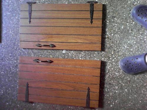 puertas para gabinetes