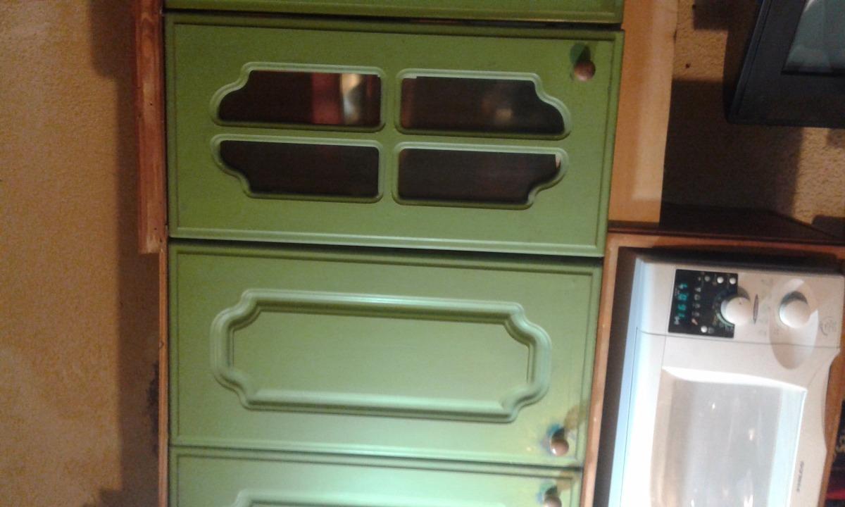 Puertas Para Muebles De Cocina El Precio Es Por Unidad - $ 200,00 en ...
