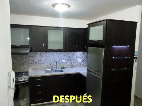 puertas para su cocina de mamposteria,1,850.000x mts.lineal