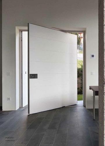 puertas pivotantes de seguridad