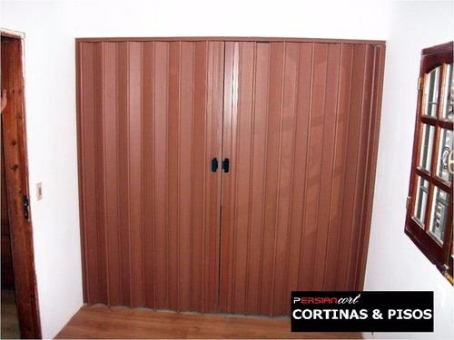 puertas plegables americanas