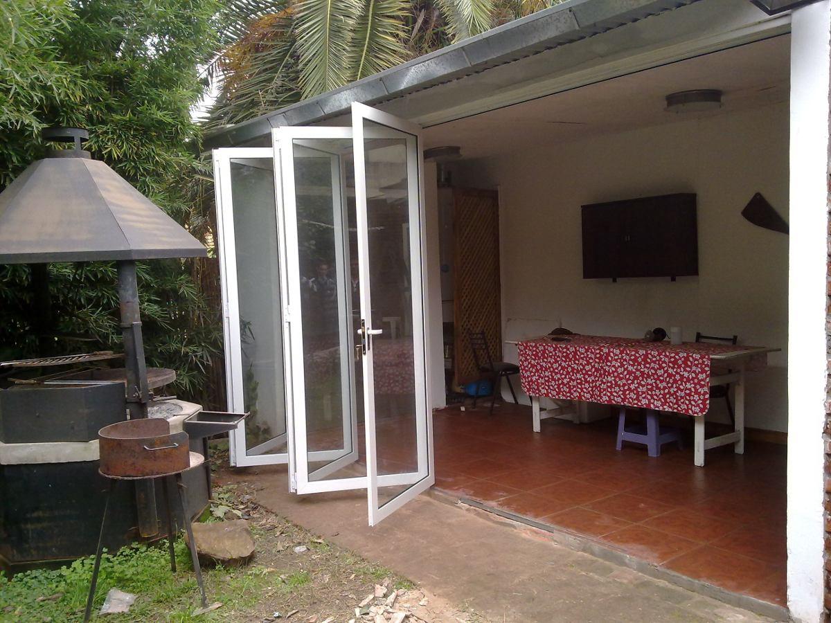 Puertas plegables de aluminio y vidrio en mercado libre - Puertas plegables aluminio ...