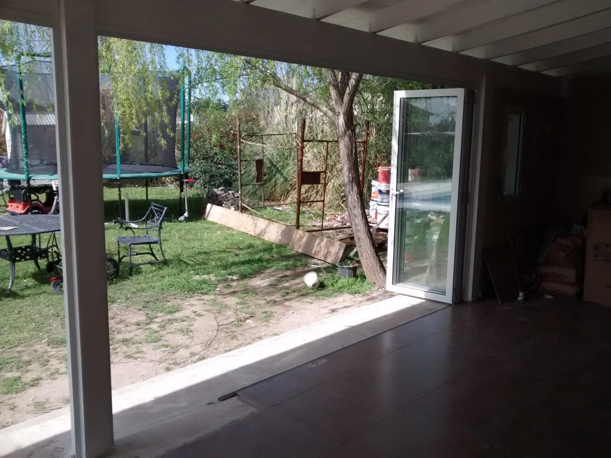 Puertas plegables de aluminio y vidrio en mercado libre - Puertas en aluminio y vidrio ...