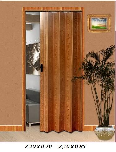 Puertas plegables para interiores en mercado - Medidas puertas interiores ...