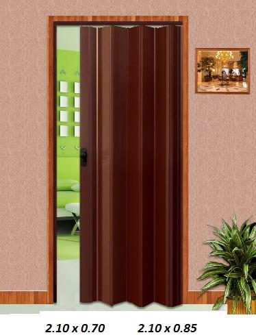 Puertas plegables para interiores en mercado for Puertas de madera para interiores