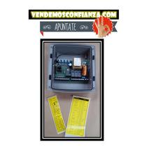 Tablero V2 Flexy Portones Corredizos Y Batientes 110v/220v
