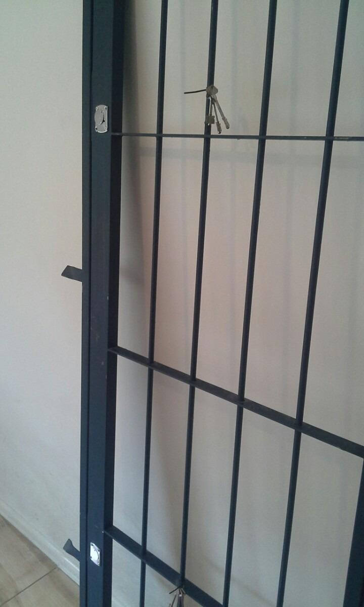 Puertas rejas de hierro nuevas en varilla 12mm - Puertas de reja ...