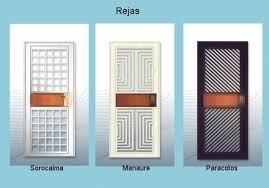 puertas rejas seguridad fabricacion reparacion mantenimiento