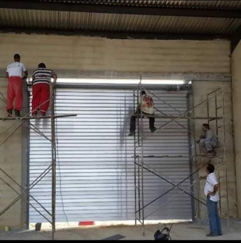 puertas santamarias, puertas santamaria, fabricacion instala
