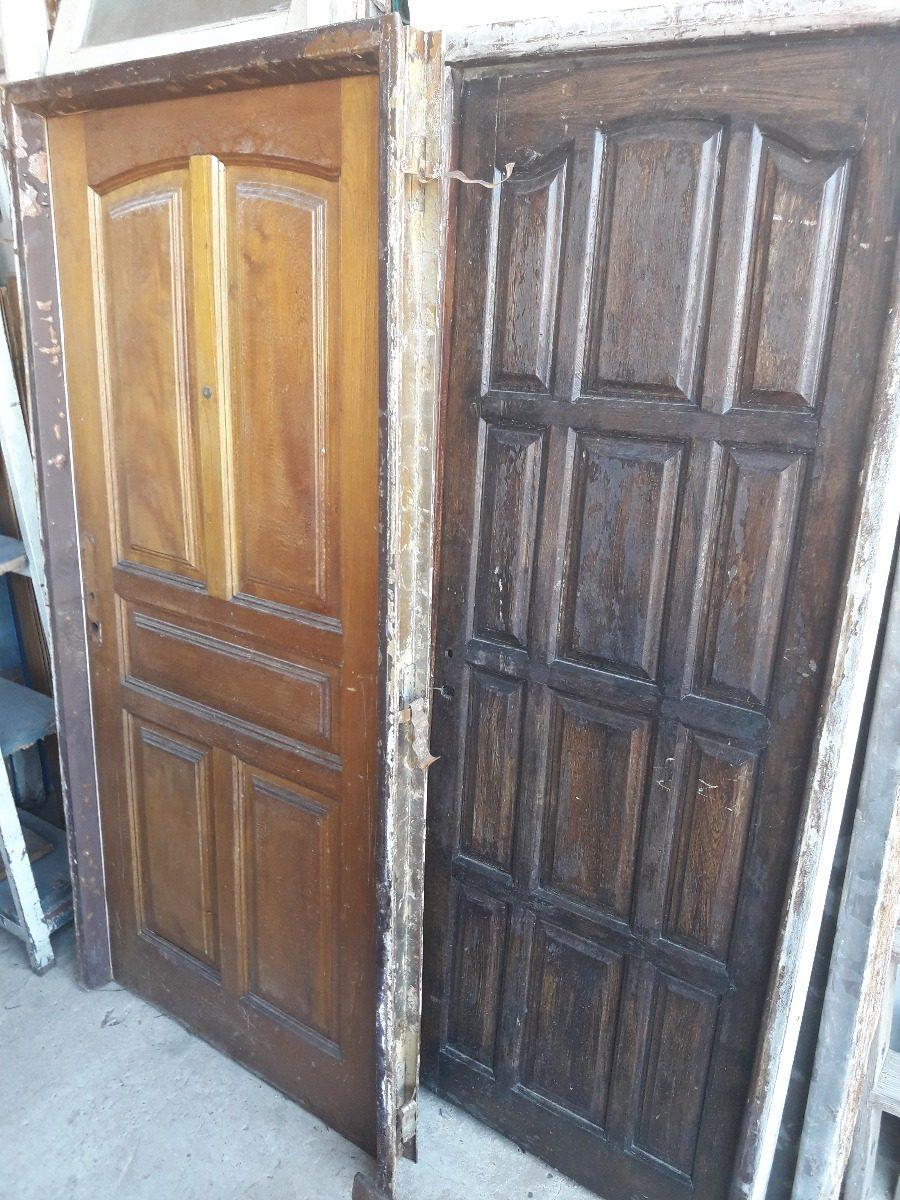 Puertas de aluminio imitacion madera exterior precios for Puertas usadas de madera
