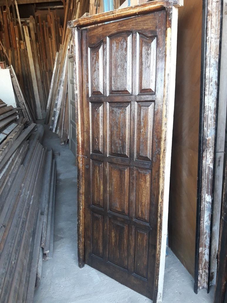 Puertas Usadas Interior Y Exterior Madera Hierro Aluminio 1 00