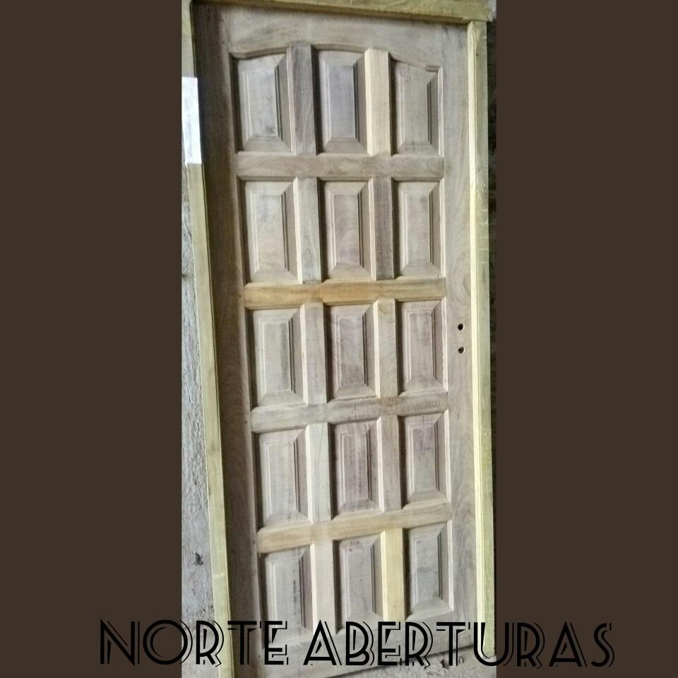 Puertas ventanas madera estandar o a medida en mercado libre for Puertas madera a medida
