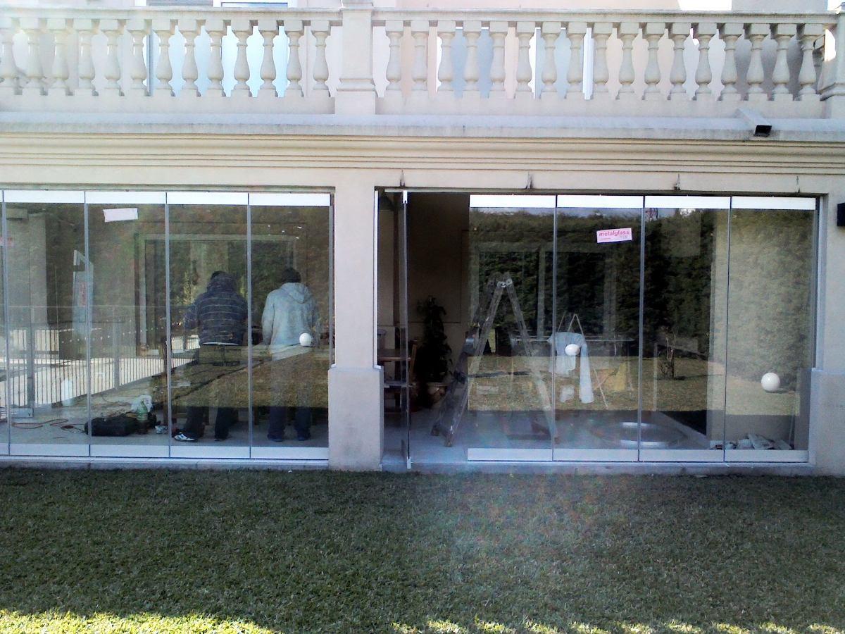 Puertas vidrio blindex c herrajes mamparas de ba o a for Herrajes mamparas bano