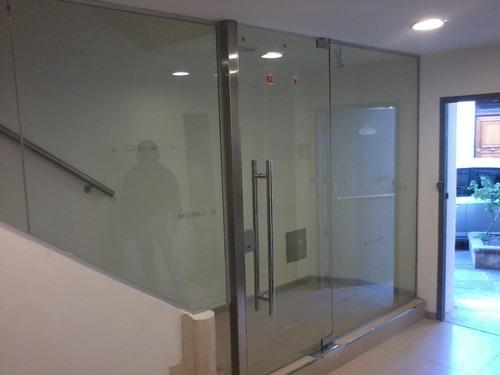 puertas vidrio templado a medida x m2