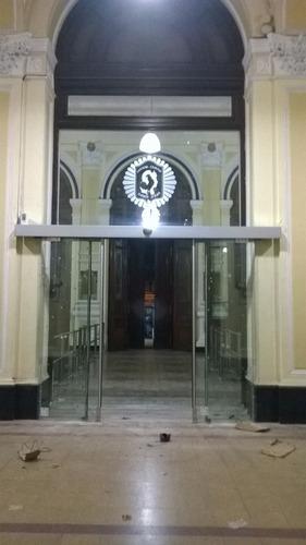 puertas y frentes vidriados templado - blindex