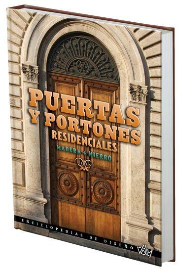 Puertas y portones residenciales madera hierro daly rgl for Puertas y portones de madera