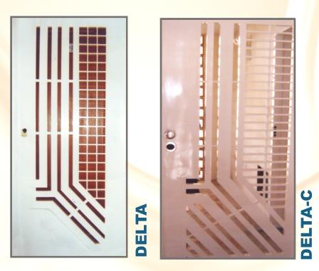 Puertas y rejas de seguiridad bs en for Modelos de rejas de fierro para puertas