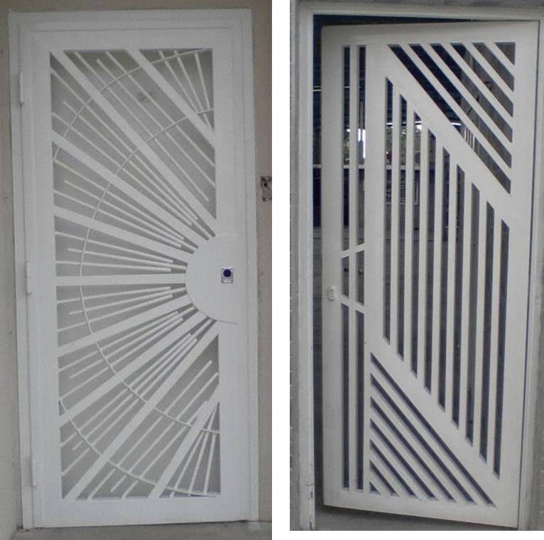 Puertas y rejas de seguridad bs en mercado libre for Puertas de reja