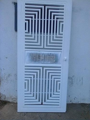 puertas y rejas e instalación de sistema en su propia puerta