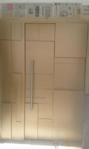 puertas y rejas pivotante diseño exclusivo