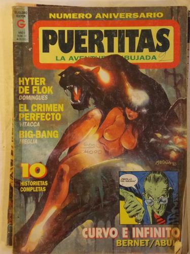 puertitas, historietas y humor, 1989, nº 10